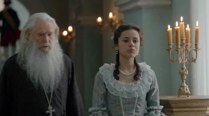 Великая / Екатерина Великая (1 сезон: 1-12 серии из 12)  (2015) WEB-DLRip