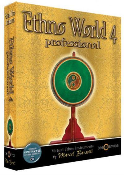 Best Service - Ethno World 4 Professional KONTAKT