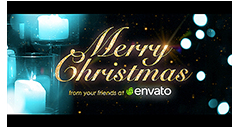 VideoHive: Magic Christmas Greetings (AE-Project)