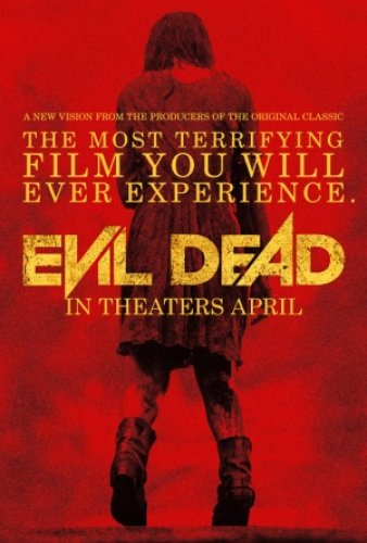 Evil Dead (2013) BRRip XviD MP3-RARBG