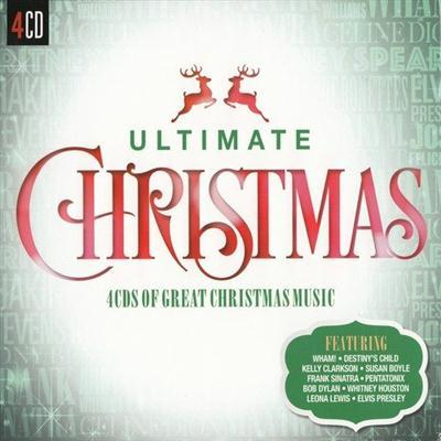 VA - Ultimate Christmas: 4CDs of Great Christmas Music (2015)