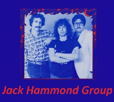 Jack Hammond Group - Discography [2LP] (1980, 1982)