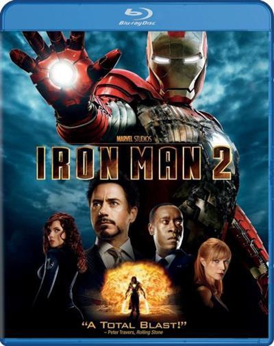 Iron Man 2 (2010) 720p BRRip x264-PTpOWeR