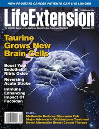 Life Extension Magazine - September 2015