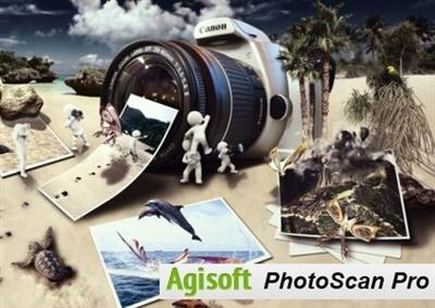 Agisoft PhotoScan Professional 1.2.1 Build 2278 Multilingual MaxOSX