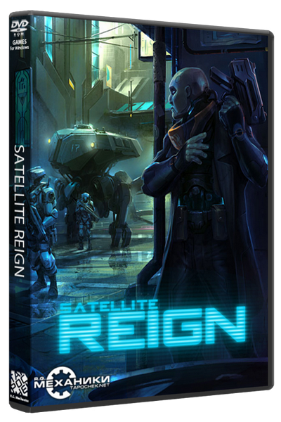 Satellite Reign [v 1.06] (2015) PC | RePack от R.G. Механики