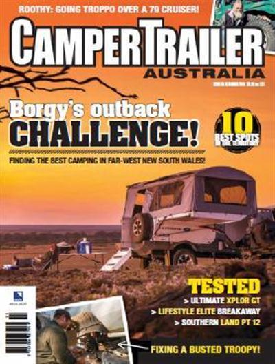 Camper Trailer Australia - Issue 95