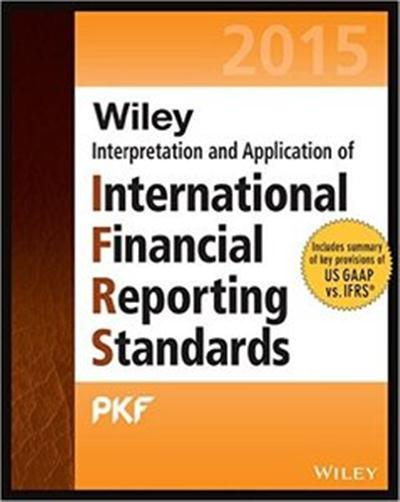 IFRS 2015: Interpretation and Application of International Financial Reporting Standards, 12th edition