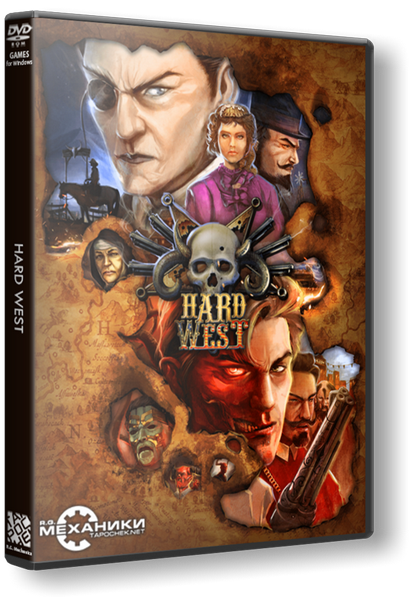Hard West [Update 3] (2015) PC | RePack от R.G. Механики