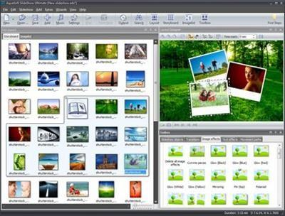 AquaSoft SlideShow Premium 7.8.01 Portable