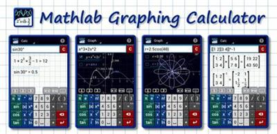 Graphing Calculator Mathlab PRO 4.6.111
