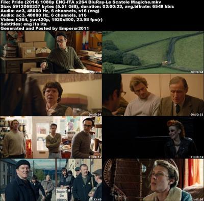 Pride (2014) 1080p BluRay x264-Le Scatole Magiche