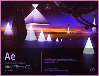 Adobe After Effects 2015 13.7.1