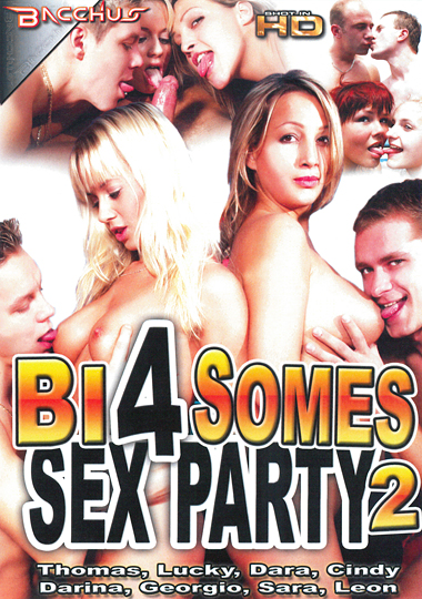 Bi 4 Somes Sex Party 2 (2015/DVDRip)