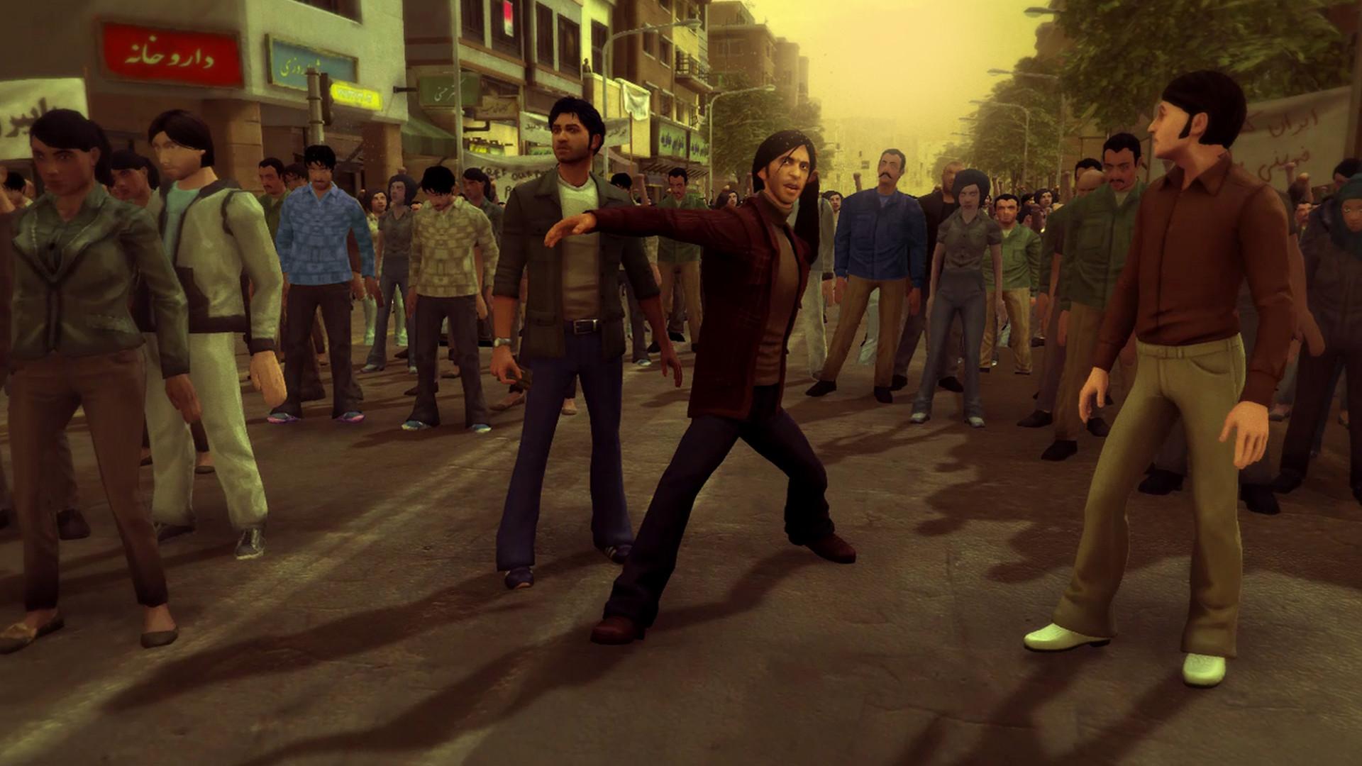 Третий скриншот 1979 Revolution: Black Friday
