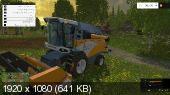 Farming Simulator 15: Gold Edition (v.1.4.1 + DLC's/2014/RUS/ENG/MULTI18)