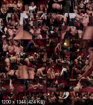 TheupperFloor/Kink - Aiden Starr, Mickey Mod, Marco Banderas, Savannah Fox, Ella Nova, Ember Stone, Joseline Kelly - Hot Kinky Slave Orgy (SD/770 MiB)