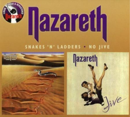 Nazareth - Snakes 'n' Ladders + No Jive (1989-1991) [2011]