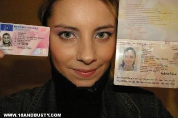 Katerina Hartlova - Posing Pics