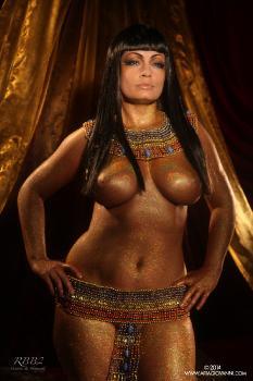 04-03 Golden Cleopatra Part Deux AriaGiovanni.com
