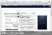 Lunascape 6.12.0 - веб-браузер