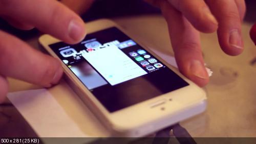 MonChakNorris2:Телекинез iPhone