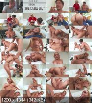 PornstarsLikeItBig/Brazzers - Devon, Mick Blue - The Cable Slut (HD/1.55 GIB)