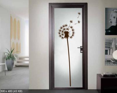 Преображаем внешний вид входной двери 9fd291c3cba2612864071e310bfba3fd