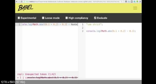 (smartMe) Let ECMAScript 6(новый стандарт JavaScript)