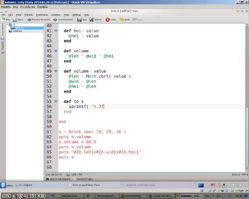 [Специалист] Основы программирования на языке Ruby- NEW