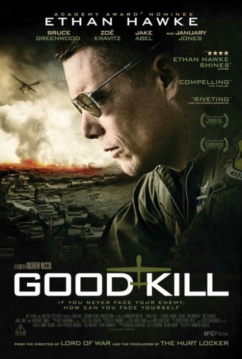 Dobre zabijanie / Good Kill (2014) PL.720p.BluRay.x264-B89 | Lektor PL