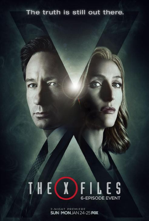 Z Archiwum X / The X-Files (2016) {Sezon 10} (Pełen sezon) PL.480p.WEB-DL.AC3.2.0.XviD-Ralf [Lektor PL]