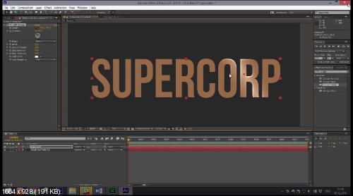 Adobe After Effects Базовый уровень [profileschool]