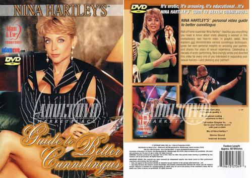 Nina Hartley's Guide To Better Cunnilingus (1994) DVDRip