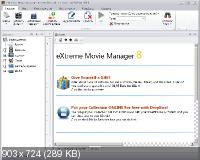 Extreme Movie Manager 8.5.0.0 + Keygen