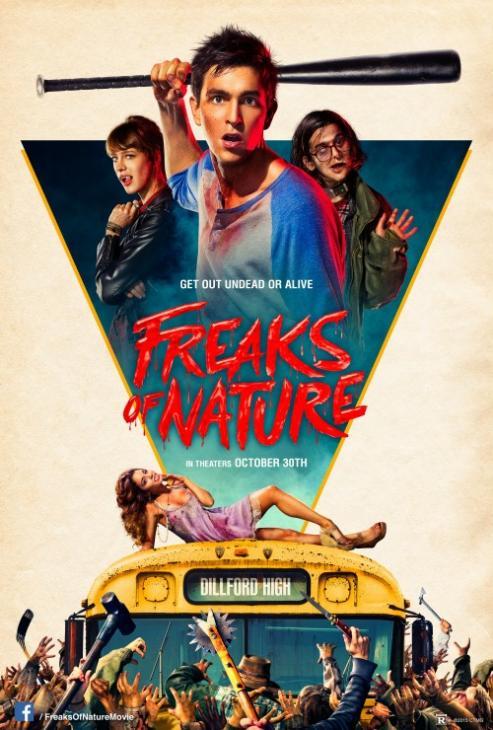 Wybryk natury / Freaks of Nature (2015) PL.BDRiP.XViD-K12 / Lektor PL