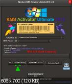 Windows KMS Activator Ultimate 2016 2.8 + Portable