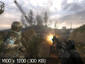 S.T.A.L.K.E.R.: Чистое небо [v 1.5.10] [RUS / RUS] (2008) | Repack от R.G Nolimits Team Games