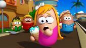 Баблс / The Bubbles [01-26] (2014-2016) WEB-DL 1080p