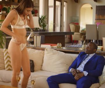 Adria Rae - Young Beauty is in Trouble (2016) HD 720p