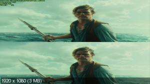 В сердце моря / In the Heart of the Sea (2015) BDRip 1080p | 3D-Video | halfOU