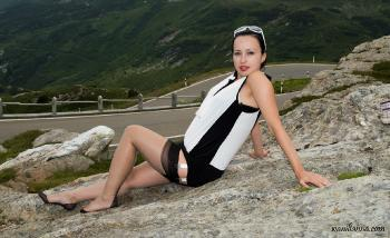 Visit in swiss Alps and Passo del San Bernardino