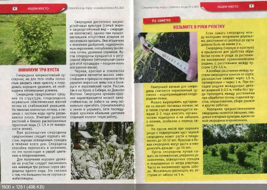 Сад, огород - кормилец и лекарь. Спецвыпуск №5 (март 2016)