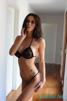 set038 Sexy Black Lingerie 28.02.15