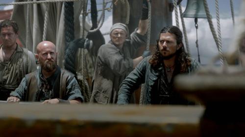Черные паруса / Black Sails (2016) S03E01-08 1080p HDTV
