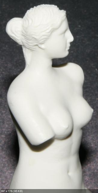 Скульптура в миниатюре - ДеАгостини - тест