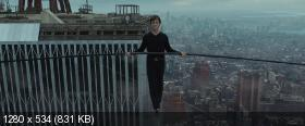 Прогулка / The Walk (2015) BDRip 720p от HELLYWOOD | Лицензия, А