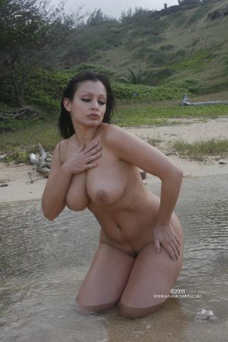 1653 glam Nude Beach