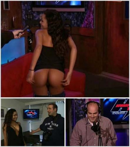 HOWARD STERN TV 3-10-08 Callena Wants To Be In Playboy XviD