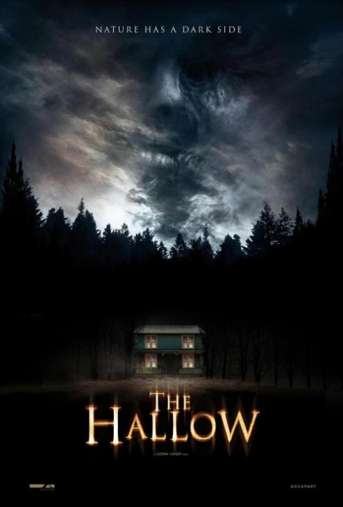 Z lasu / The Hallow / The Woods (2015) PL.720p.BDRiP.XViD.AC3-K12 / Lektor PL